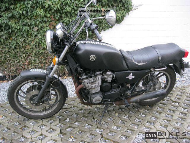 1984 Yamaha  XJ 650 Motorcycle Motorcycle photo