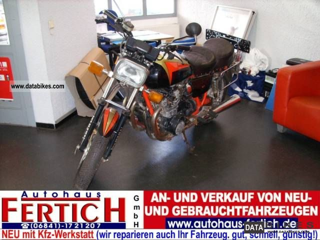 Yamaha  XS 1100 2H9 1-km original hand possible funding 1979 Vintage, Classic and Old Bikes photo