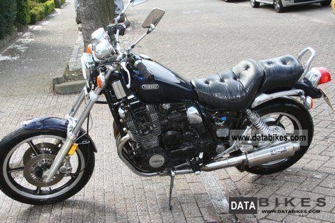 1986 yamaha s maxim xj 700 750 motorcycle