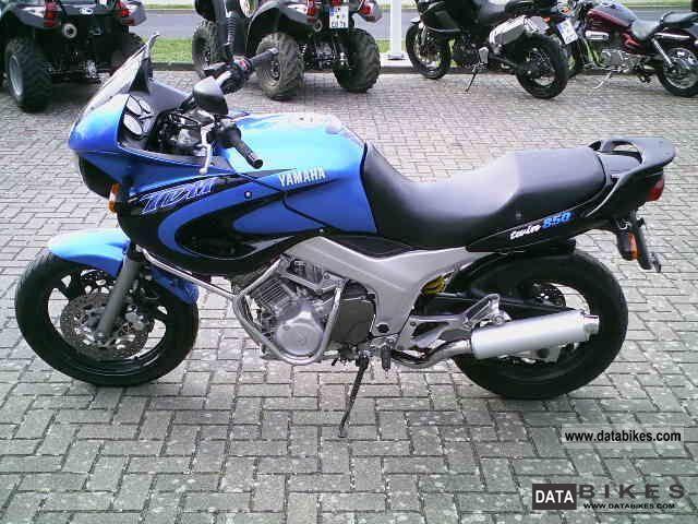 2002 yamaha tdm850