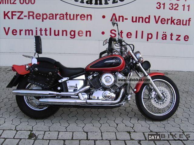 2000 Yamaha  650 Drag Star Motorcycle Chopper/Cruiser photo