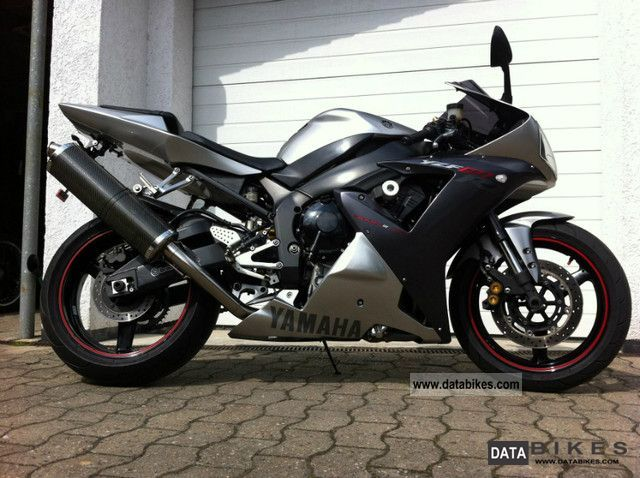 2002 Yamaha R1 With Atm