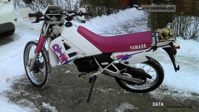 1994 Yamaha DT50R