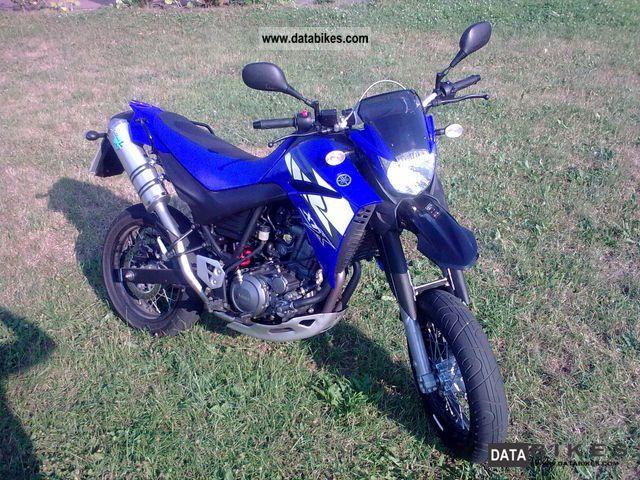 2004 Yamaha  XTX 660 Motorcycle Super Moto photo