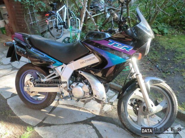 1993 Yamaha  TDR 125 Motorcycle Motorcycle photo
