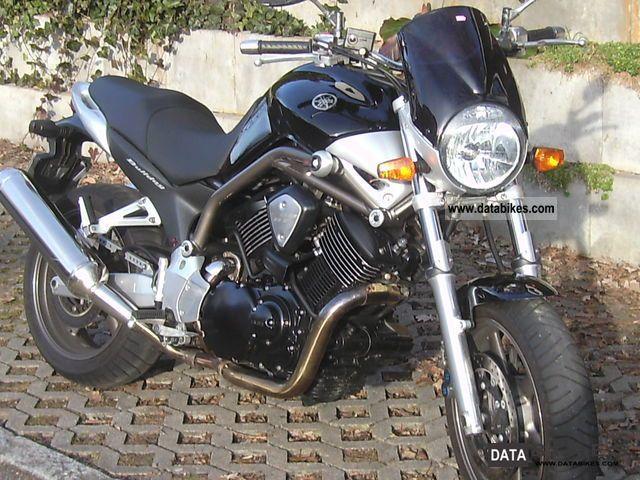 2004 Yamaha  Bulldog Motorcycle Streetfighter photo