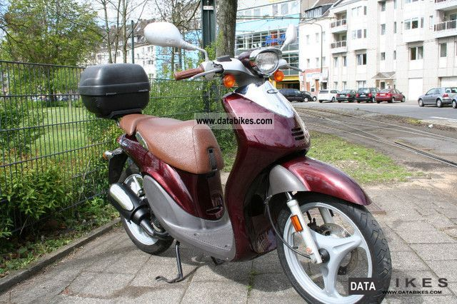 1999 Yamaha  WHY HAND 2021KM scooter 1 Motorcycle Scooter photo
