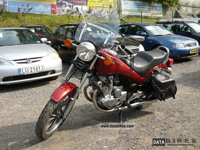 1983 Yamaha  XS 400 MAXIM Motorcycle Motorcycle photo
