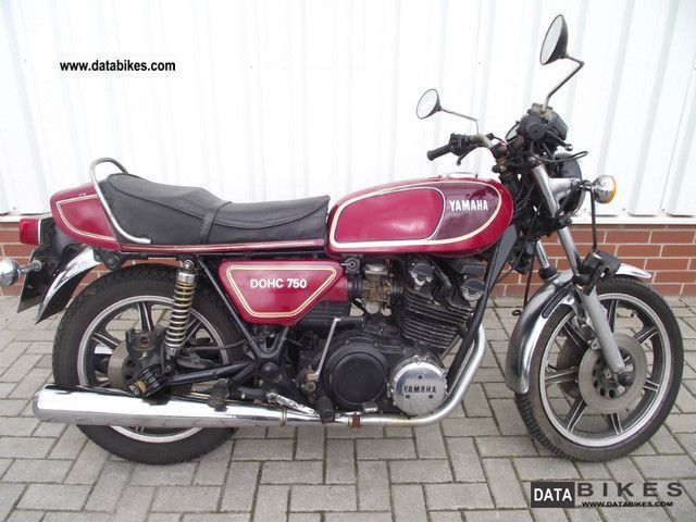 Yamaha  XS 750 Garage Fund 1978 Vintage, Classic and Old Bikes photo