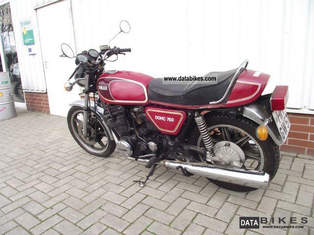 1978 yamaha xs 750 garage fund for Garage yamaha scooter