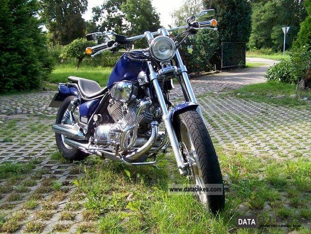 Yamaha  Virago XV 1100 3LP 1989 Chopper/Cruiser photo