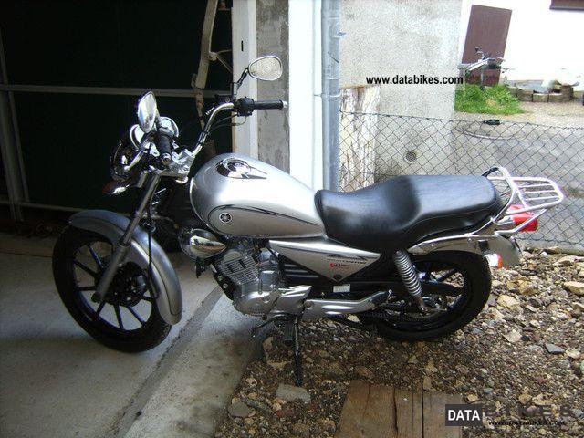 2011 Yamaha  YB 125, Type RN07 Motorcycle Chopper/Cruiser photo