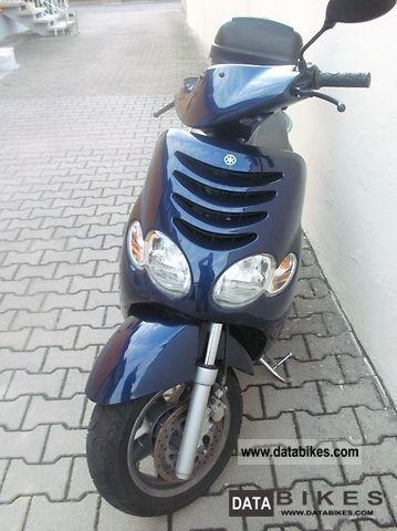 2002 Yamaha  TEOs Motorcycle Scooter photo