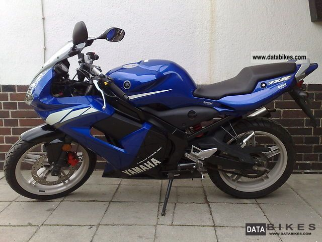 2005 Yamaha  TZR 50 great condition, 2,000 miles!! 2 KW! Motorcycle Motor-assisted Bicycle/Small Moped photo