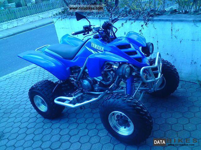2004 Yamaha  660 Raptor Motorcycle Quad photo