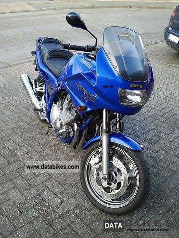 1997 Yamaha  XJ 900 S Motorcycle Motorcycle photo