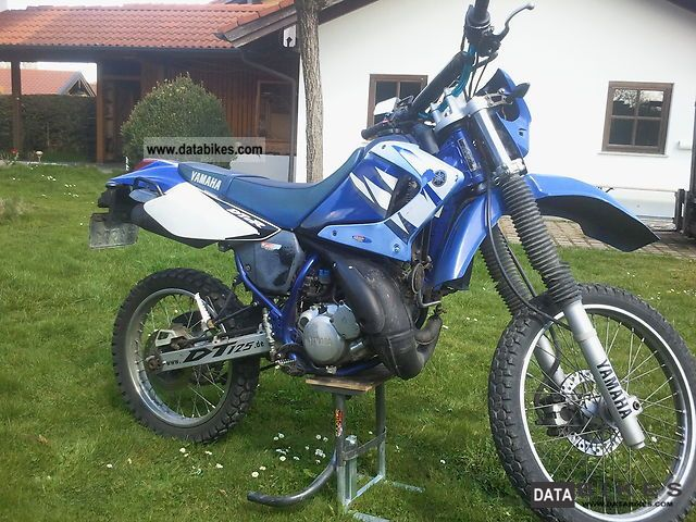 2006 Yamaha  dt Motorcycle Lightweight Motorcycle/Motorbike photo
