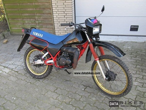 1987 Yamaha  dt 50 mx-s Motorcycle Motor-assisted Bicycle/Small Moped photo