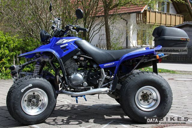 2004 Yamaha  Warrior 350 Motorcycle Quad photo