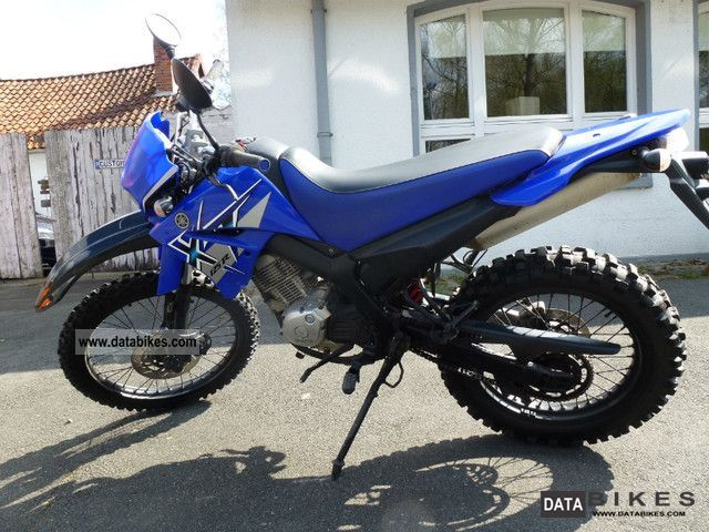 Yamaha  XT 125 2007 Enduro/Touring Enduro photo