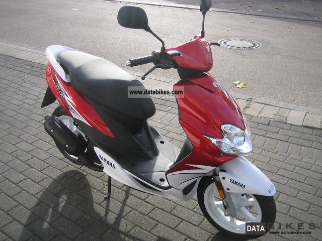 Yamaha Jog RR 2011 Motorcycle Photos and Specs