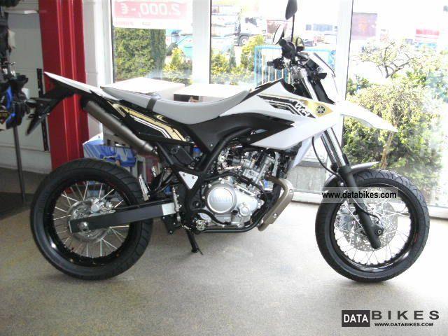 2011 Yamaha  WRX 125 X Motorcycle Enduro/Touring Enduro photo