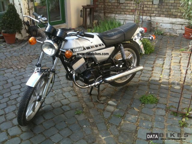 Yamaha  rd 200 dx 1978 Vintage, Classic and Old Bikes photo