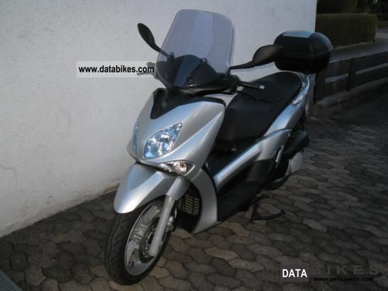 2008 Yamaha  250 X Citi Motorcycle Scooter photo