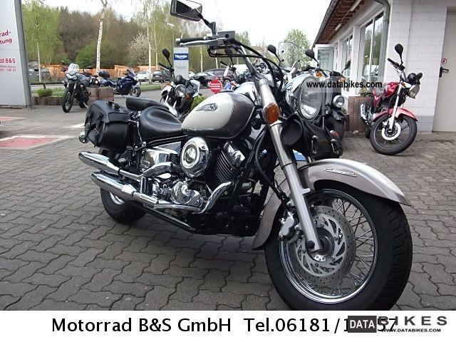 2006 Yamaha  XVS 650 A Classic Motorcycle Chopper/Cruiser photo