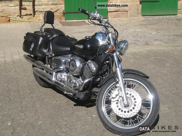 2001 Yamaha  Dragstar Motorcycle Chopper/Cruiser photo