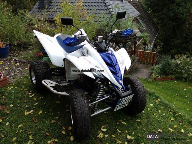 2007 Yamaha  YFM 350R Motorcycle Quad photo