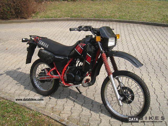 1986 Yamaha Dt 80 Lc Ii