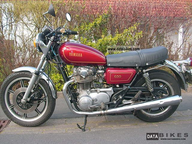 Yamaha  XS 650 1979 Vintage, Classic and Old Bikes photo