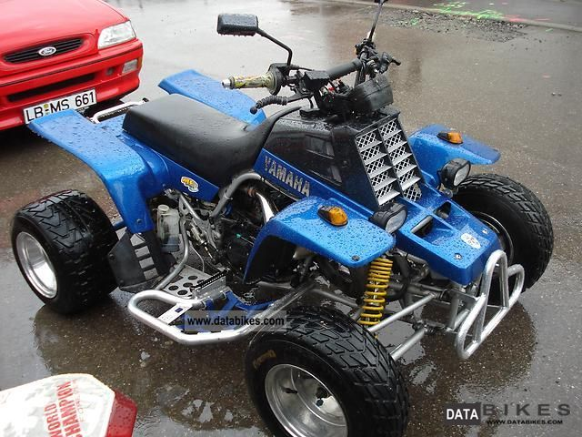 1998 Yamaha  Banshee Motorcycle Quad photo