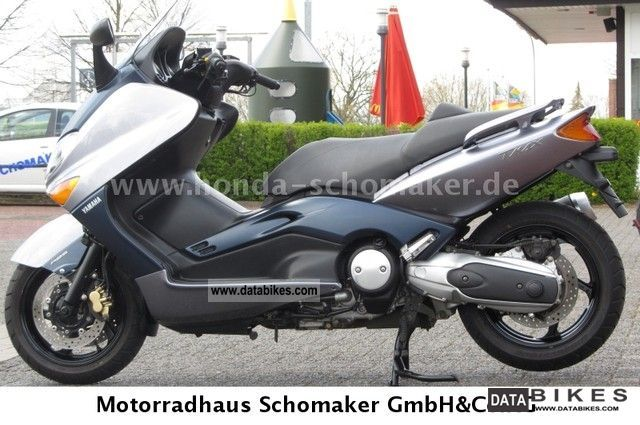 2006 Yamaha  T-Max YP500 Motorcycle Scooter photo