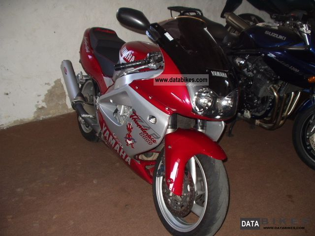 2002 Yamaha  YZF 1000 Thunderace Motorcycle Motorcycle photo