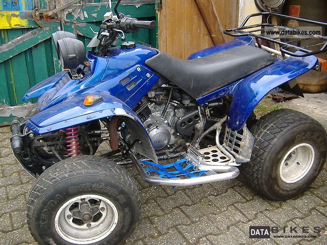 1992 Yamaha  Warrior Motorcycle Quad photo