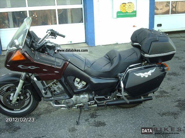 1986 Yamaha 1200 1986 Yamaha Xvz 1200
