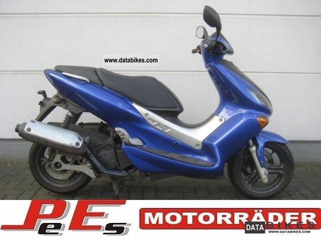 2004 Yamaha  Maxster 125 Motorcycle Scooter photo