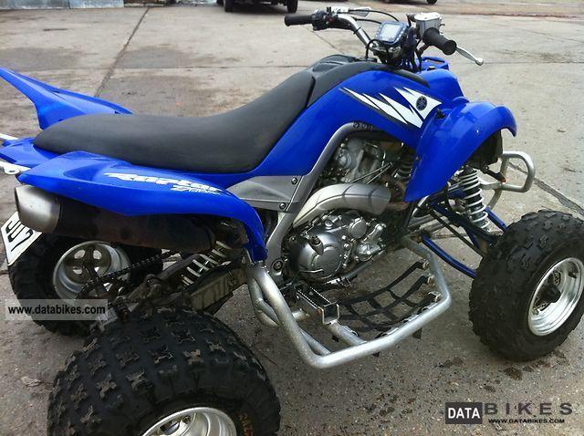 2005 Yamaha TT600RE Belgarda