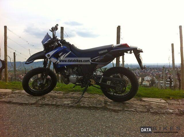 2007 Yamaha  dtx 125 Motorcycle Super Moto photo