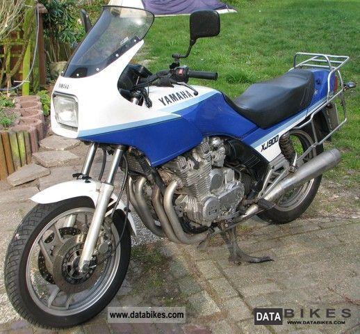 1994 Yamaha  XJ 900 Motorcycle Sport Touring Motorcycles photo