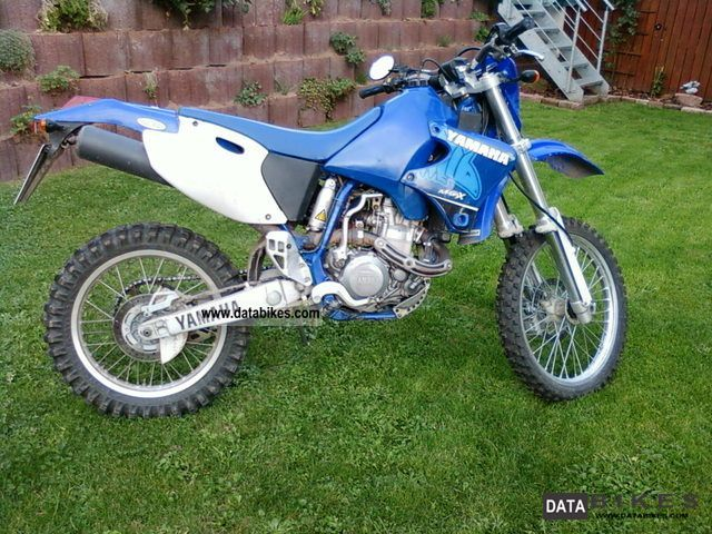 1998 yamaha wr 400 no yz 400. Black Bedroom Furniture Sets. Home Design Ideas