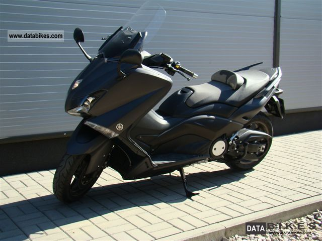 2012 Yamaha  TMAX T-MAX 530 NEW MODEL 2012 Motorcycle Scooter photo