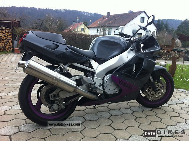 2000 Yamaha  YZF 750R Special Model 2000 Motorcycle Sports/Super Sports Bike photo