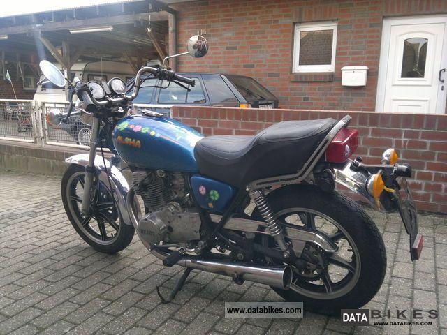 1990 Yamaha  XS 400 Motorcycle Motorcycle photo