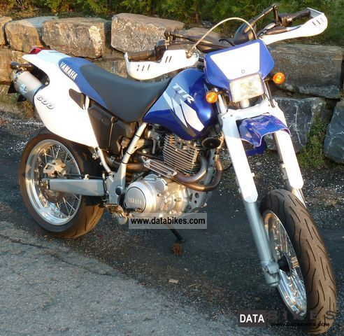 2005 Yamaha  TT 600 RE Motorcycle Super Moto photo
