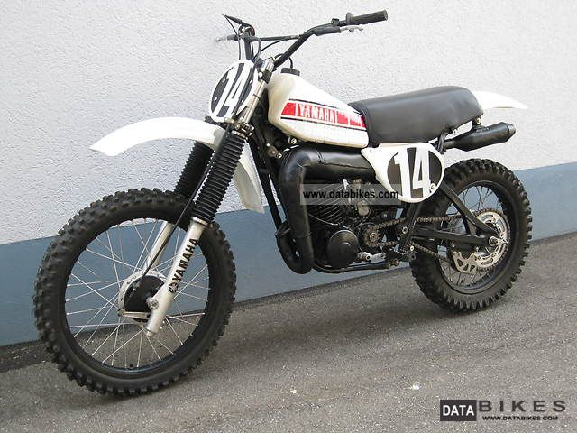 Yamaha  yz 400 1978 Vintage, Classic and Old Bikes photo