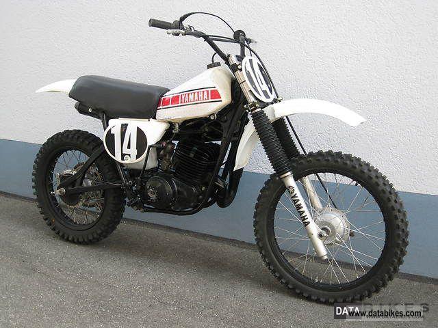 1978 yamaha yz 400
