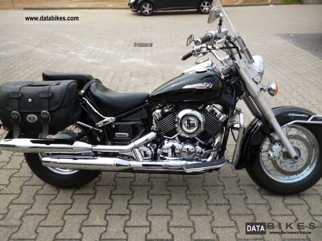 Yamaha  XVS650 Drag Star Classic 2006 Chopper/Cruiser photo